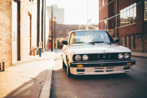 buying used car bmw E30